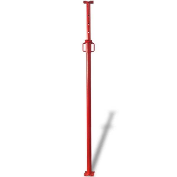Bausprieß 280 cm Rot