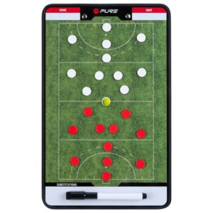 Pure2Improve Coach-Board Feldhockey 35×22 cm P2I100660