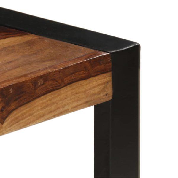Couchtisch 120 x 60 x 40 cm Massivholz
