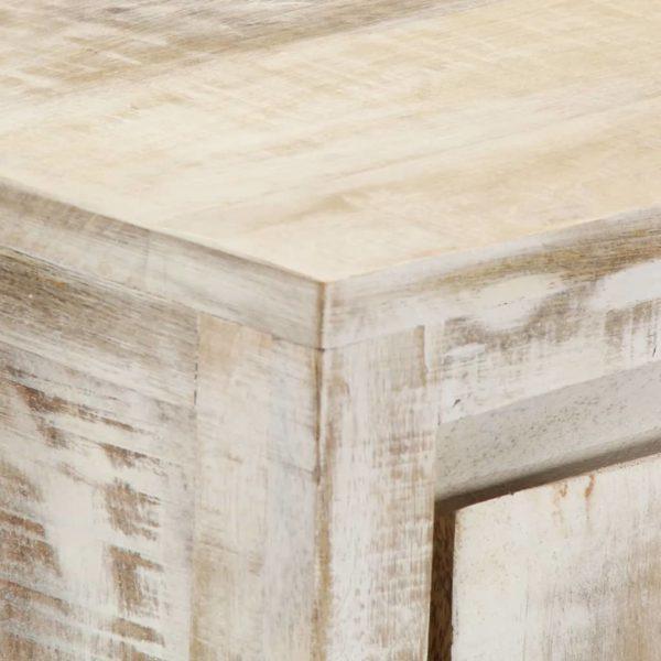 Sideboard 160 x 40 x 76 cm Mangoholz Massiv