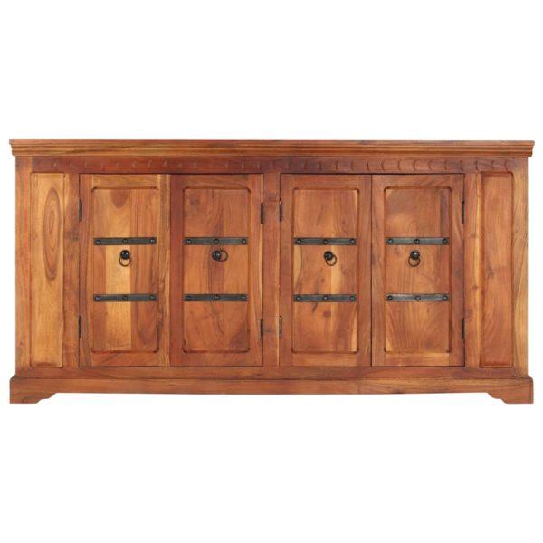 Sideboard 170 x 40 x 85 cm Akazie Massivholz