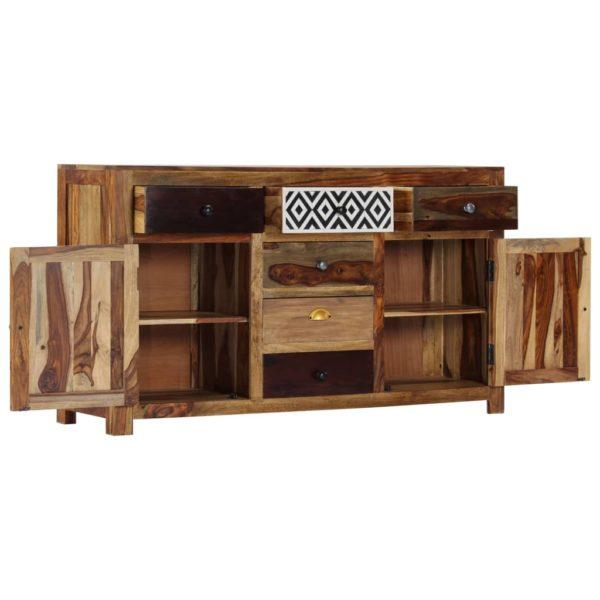 Sideboard 140 x 40 x 80 cm Massivholz