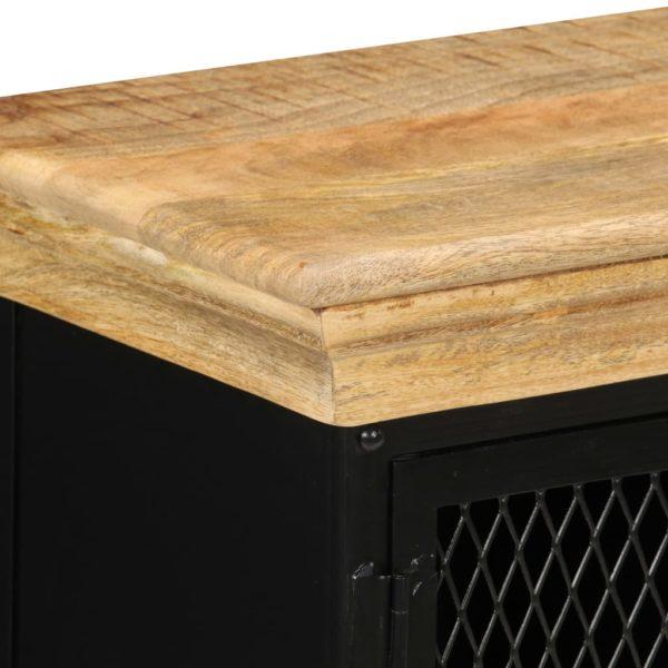 Sideboard 60 x 30 x 75 cm Mango-Massivholz