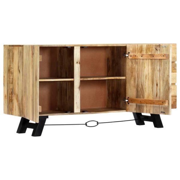 Sideboard 160 x 42 x 80 cm Mangoholz Massiv