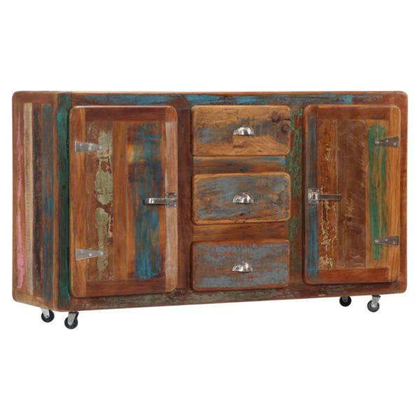 Sideboard 150 x 43 x 86 cm Recyceltes Massivholz