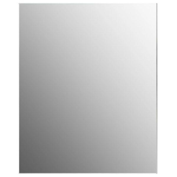 Rahmenloser Spiegel 100×60 cm Glas