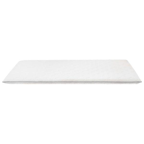 Matratzenauflage 100×200 cm viskoelastischer Memory-Schaum 6 cm