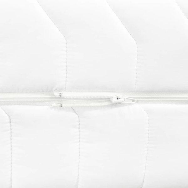 Matratze 140 x 200 cm 7 Zonen Taschenfedern 20 cm H2