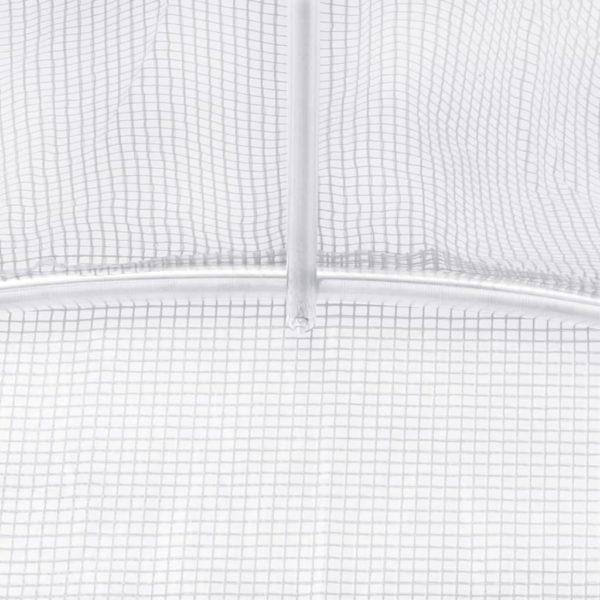 Gewächshaus 4,5 m² 300×150×200 cm