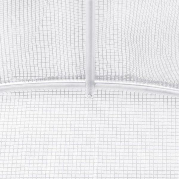 Gewächshaus 9 m² 300×300×200 cm