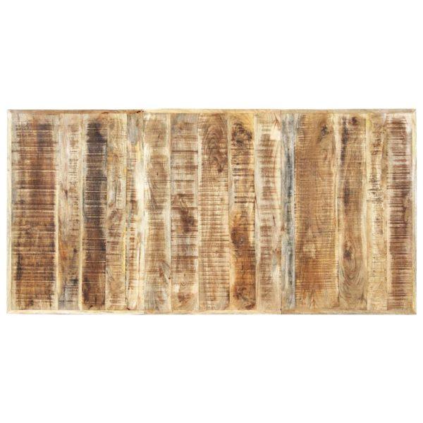 Esstisch 180×90×76 cm Mango Massivholz