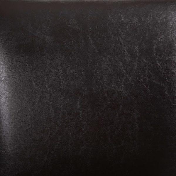 Esszimmerstühle 6 Stk. Dunkelbraun Kunstleder