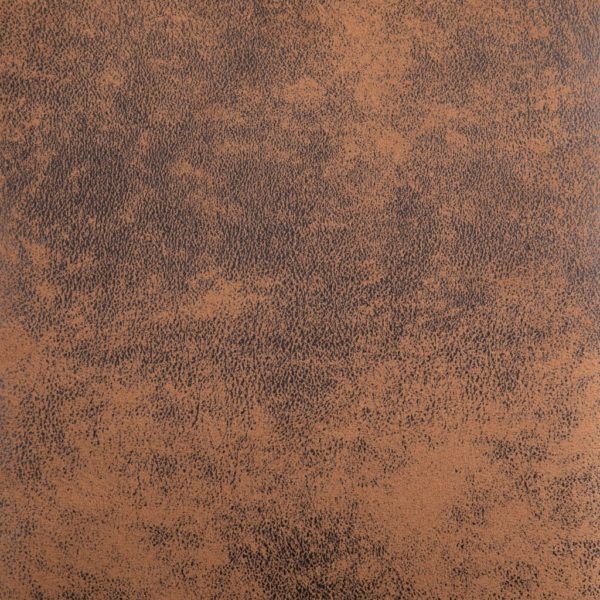 Esszimmerstühle 6 Stk. Braun Wildleder-Optik