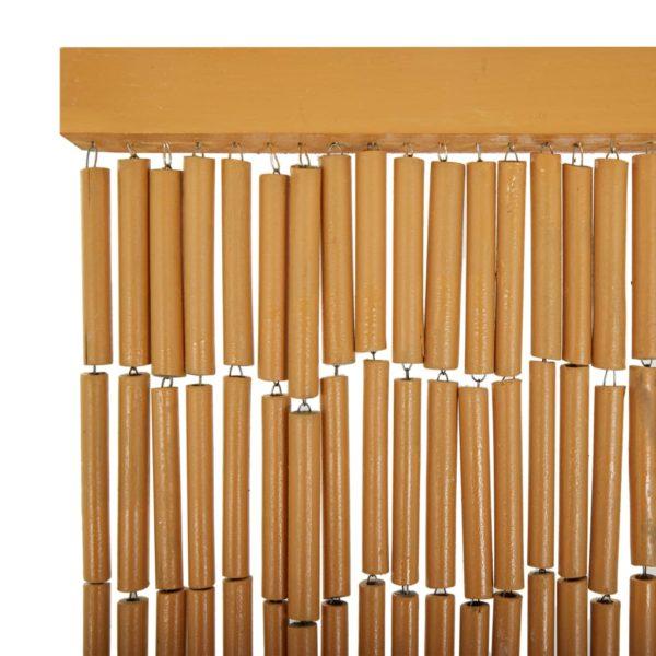 Insektenschutz Türvorhang Bambus 90 x 200 cm