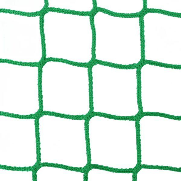 Heunetze 4 Stk. Quadratisch 0,9×1 m PP