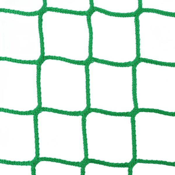 Heunetze 4 Stk. Quadratisch 0,9×1,5 m PP