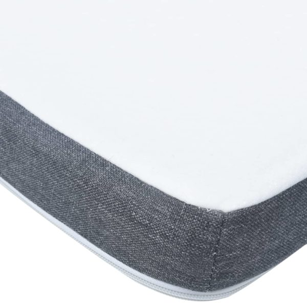 Boxspringbett-Matratzenauflage 200 x 120 x 5 cm