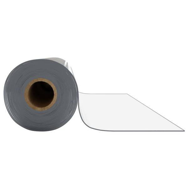 Tischfolie-Rolle Transparent 0,9×15 m 2 mm PVC