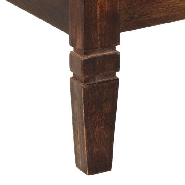 Bettgestell Mango Massivholz 160 cm