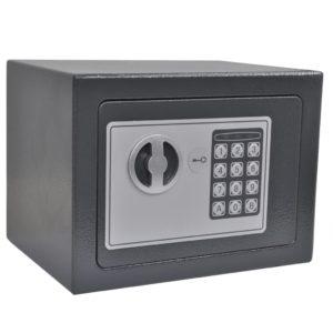 Elektronischer Digital-Safe 23x17x17 cm