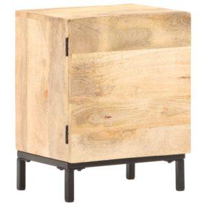 Nachttisch 40x30x51 cm Mango Massivholz