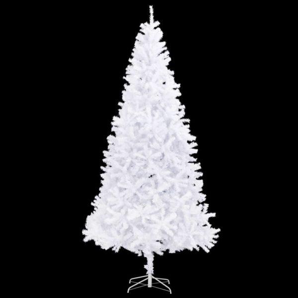 Künstlicher Weihnachtsbaum 300 cm Weiß