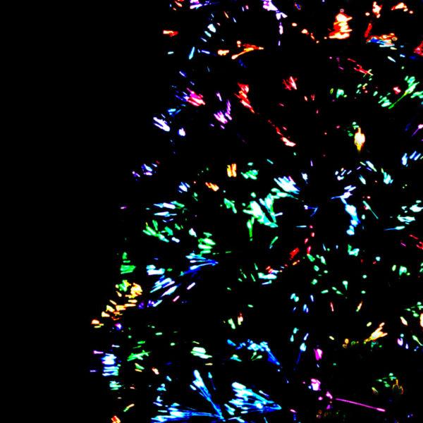 Künstlicher Weihnachtsbaum mit Ständer Grün 210cm PVC