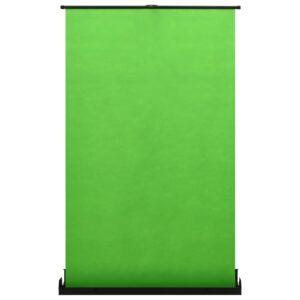 Fotohintergrund Grün 55″ 4:3