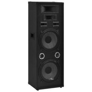 Professioneller HiFi-/Bühnen-Lautsprecher Passiv 1000 W Schwarz