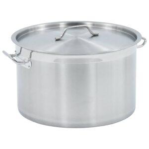 Suppentopf 44 L 45×28 cm Edelstahl