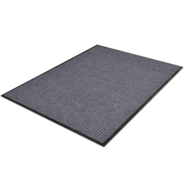 Türmatten 4 Stk. PVC Grau 90 x 60 cm