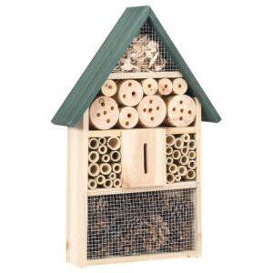 Insektenhotel 31x10x48 cm Tannenholz