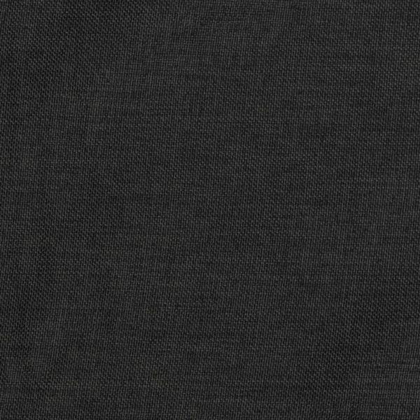 Verdunkelungsvorhänge mit Ösen Leinenoptik Anthrazit 290×245 cm