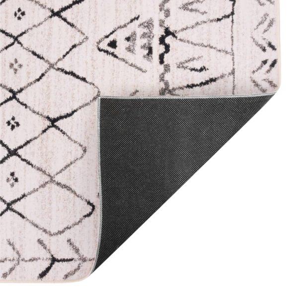 Teppich Bedruckt Mehrfarbig 120×160 cm Stoff