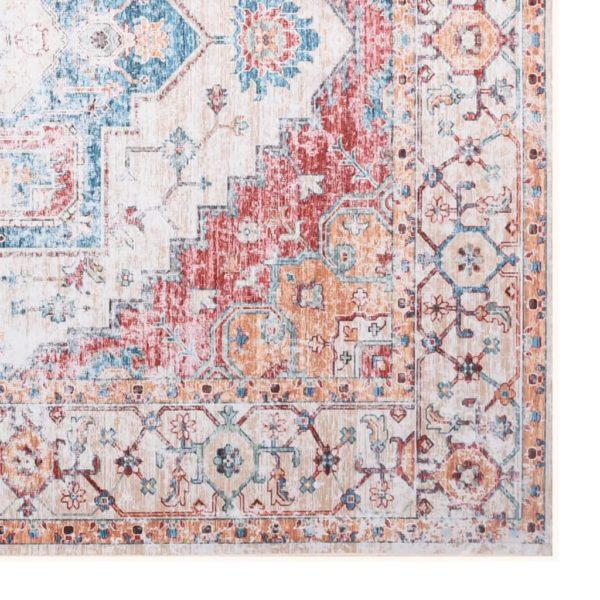 Teppich Bedruckt Mehrfarbig 160×230 cm Stoff