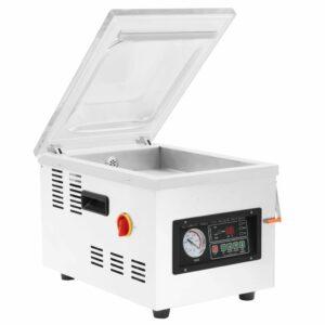 Professionelle Vakuumverpackungsmaschine 400 W Edelstahl