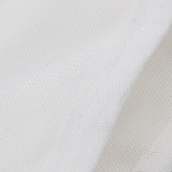 3-Bow Bimini Top Weiß 183 x 160 x 140 cm