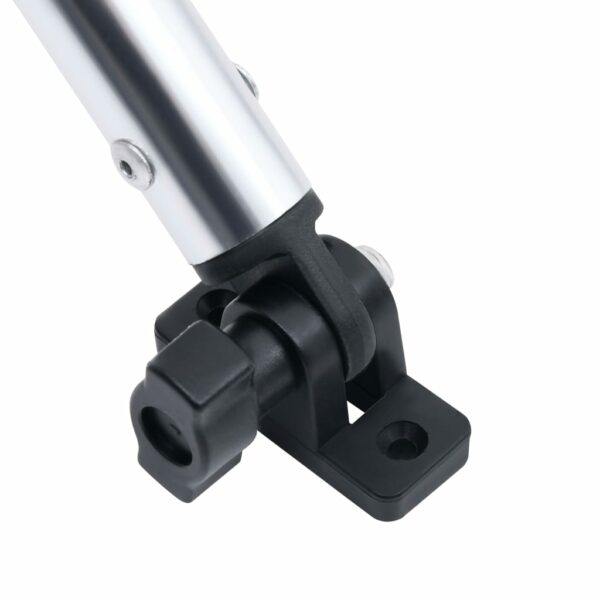 2-Bow Bimini Top Anthrazit 150x120x110 cm