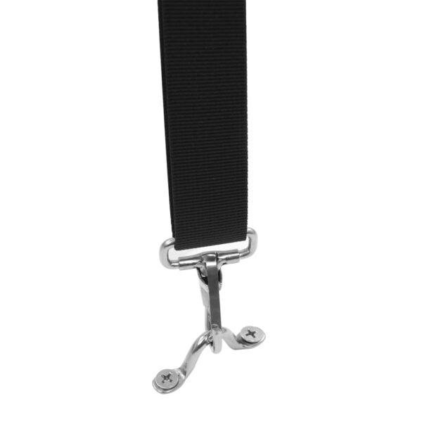3-Bow Bimini Top Anthrazit 183x180x137 cm