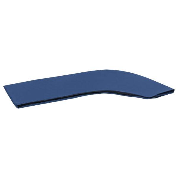 4-Bow Bimini Top Marineblau 243x(230-244)x137 cm