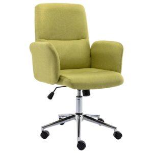 Bürostuhl Stoff Grün