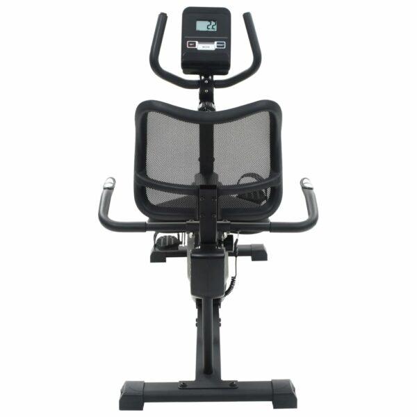 Magnetisches Sitz-Ergometer mit Pulsmessung