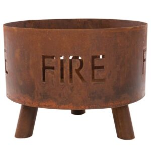 RedFire Feuerschale Fulla Rostbraun 88030