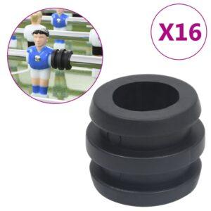 Tischfußball-Stangenstopper 16 Stk. für 15,9/16 mm Stangen